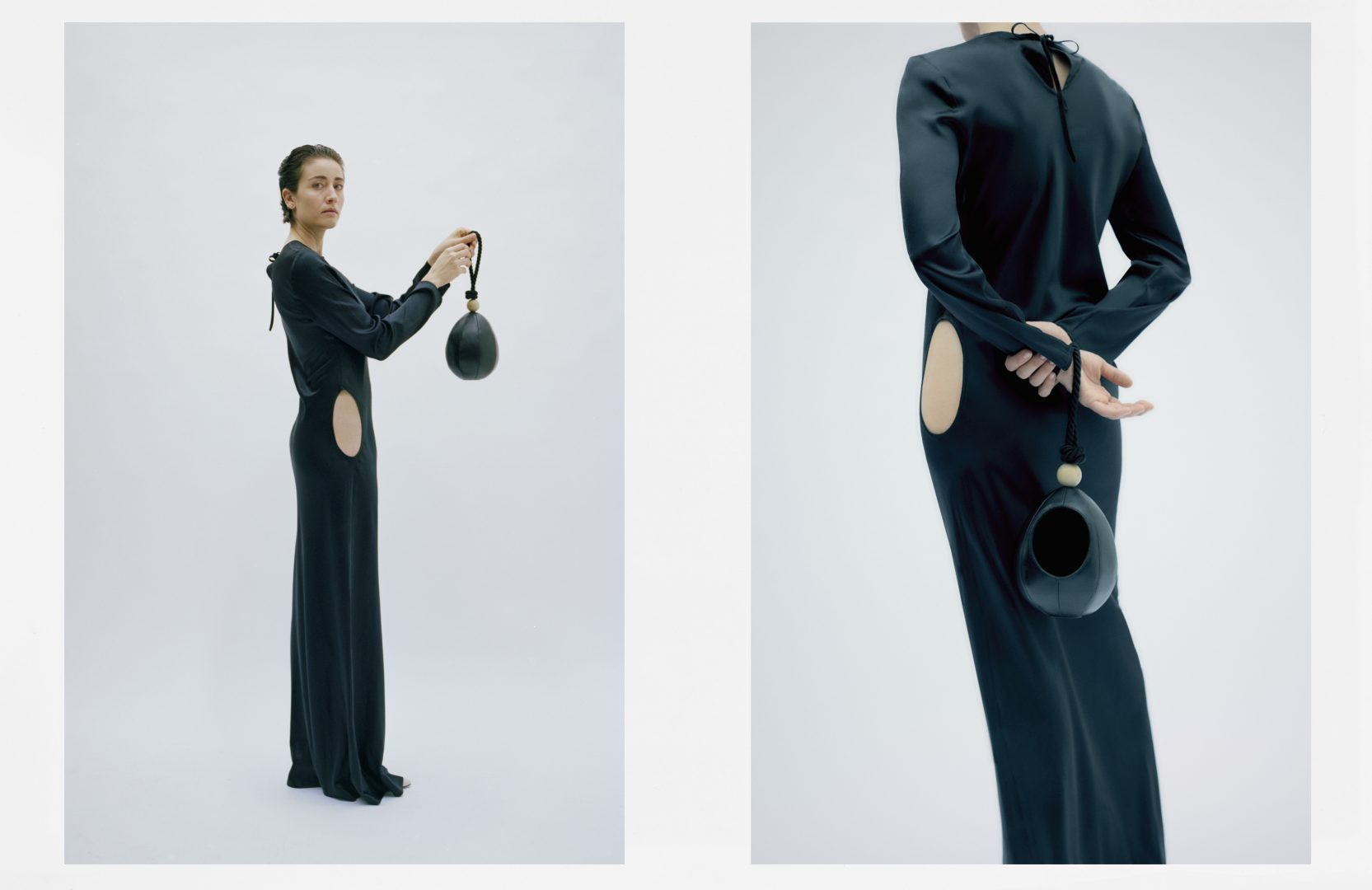 Cancellier Paris, Photographed by Umit Savaci, Styled by Sara Francia