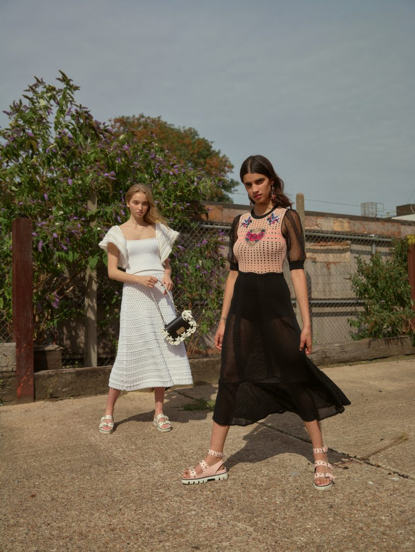Red Valentino SS19, Media Content, Photographed by James Perolls
