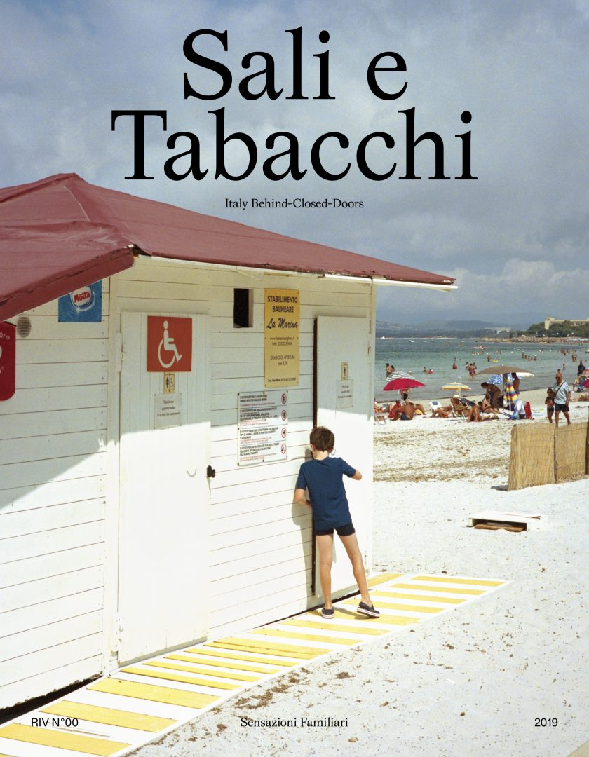 Sali e Tabacchi Journal, Issue 00